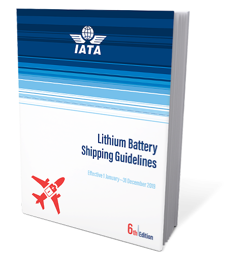 IATA Lithium Battery Shipping Guidelines (LBSG) - uden abonnement