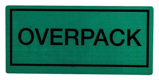 Overpack 4,8 x 10,4 cm (250 stk.)