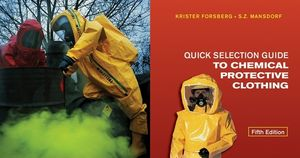 Handskeguiden (Quick selection guide to protective clothing 5th edition)