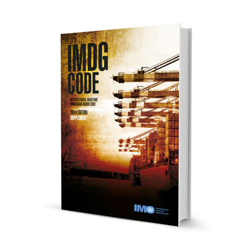 IMDG-code Supplement (til bind 1+2, 38-16. 2017) m. abonnement